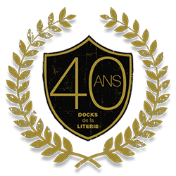 Les DOCKS de la LITERIE Fêtent leur 40 ans